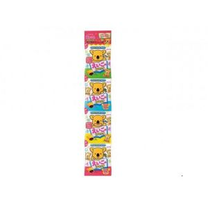 日本LOTTE乐天 考拉巧克力饼干 4小包*15G
