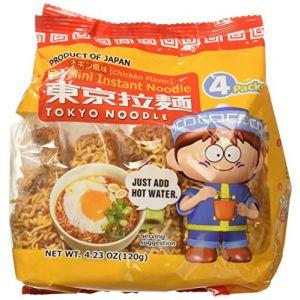 日本TOKYO RAMEN东京拉面鸡肉味 4份 120G