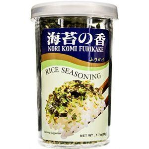 日本AJISHIMA味岛 日式香松拌饭料 海苔味 50G