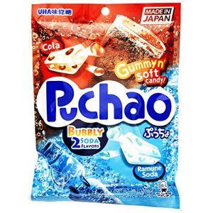 日本UHA味觉糖 PUCHAO可乐汽水糖 100G