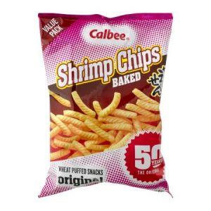日本CALBEE卡乐比 虾条 超值包装 227G