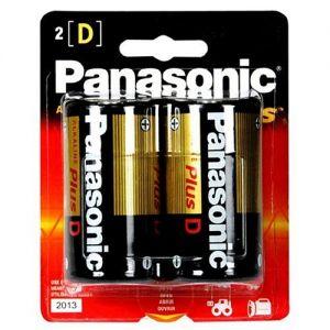松下碱性PLUS电池D