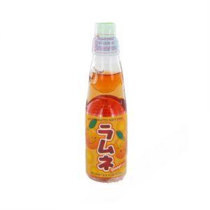 日本HATA 橘子味汽水饮料 200ML
