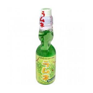 日本HATA 青葡萄味汽水饮料 200ML