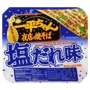 日本MYOJO 盐味日式炒面 130G