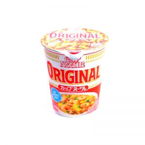 日本NISSIN日清 原味杯面 76G