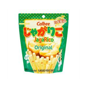 日本CALBEE JAGARICO 土豆脆棒 原味 60G