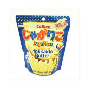 日本CALBEE JAGARICO 土豆脆棒 北海道奶油口味 60G