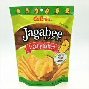 日本CALBEE卡乐比 薯条三兄弟北海道特产淡盐味薯条 113G