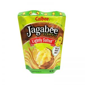 CALBEE JAGABEE LIGHTY SALTED