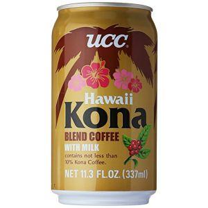 UCC HAWAII KONA COFFEE ENG