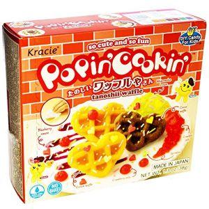 KRACIE Popin' Cookin' DIY Fun Waffle Store 38g