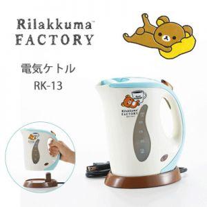 日本TAMAHASHI轻松熊电热水壶 0.6L  L-35