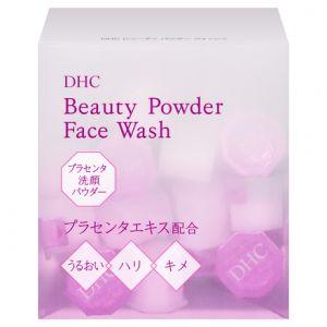 日本DHC清透保湿清洁滋润洁颜粉 0.4g×30个