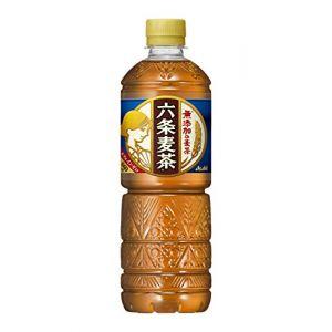 日本ASAHI 六条麦茶 660ML
