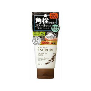 日本TSURURI BCL小鼻黑泥炭角栓洁颜乳
