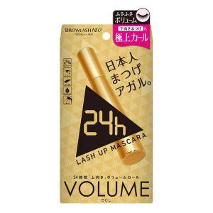 日本BCL BROWLASH NEO 24小时持续浓密卷翘睫毛膏 #黑色 一件入