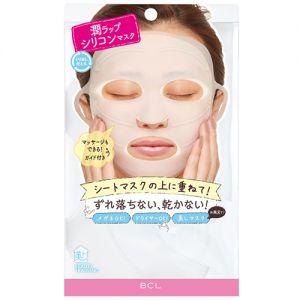 日本BCL Beauty Training矽胶面膜罩 一枚入