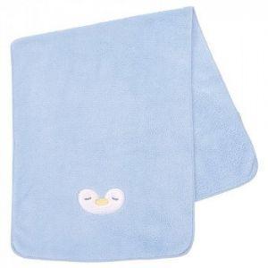 日本NEMU NEMU ANIMALS吸水力五倍柔软亲肤速干激萌动物毛巾 40*100cm 企鹅