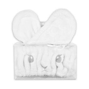 OHEYA USAMIMI Bunny Headband #White