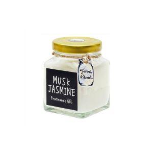 JOHN'S BLEND Fragrance Gel Musk Jasmine 135g