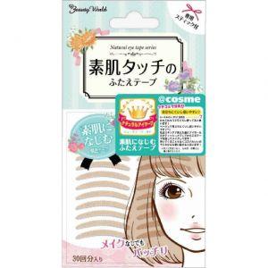 日本LUCKY TRENDY单面隐形双眼皮貼 30对