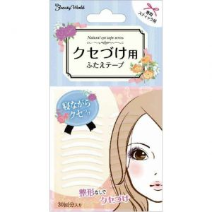 日本LUCKY TRENDY双面双眼皮胶带 30对