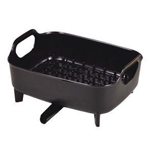 Model drainer basket (black)