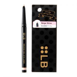 日本LB 鲜奶油超防水眼影卧蚕眼线胶笔 #闪米色 单支入