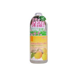 日本NURSERY 柚子精华高保湿化妆水 500ml