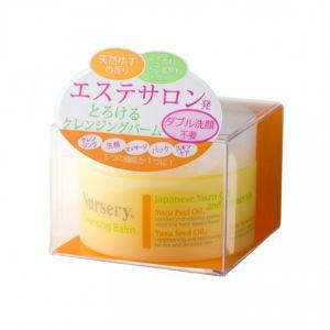 日本NURSERY 深层卸妆膏 柚子味 91.5g