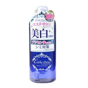 日本NURSERY ESTHE DEW 药用胎盘美白化妆水500ml