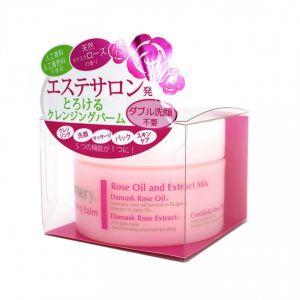 日本NURSERY 深层卸妆膏 玫瑰味 91.5g