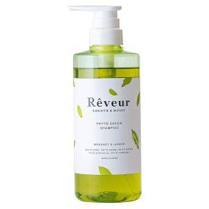 日本reveur水养植物干细胞氨基酸香氛洗发水 500ml 控油蓬松型