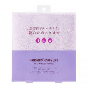 HAHONICO超细纤维紫色