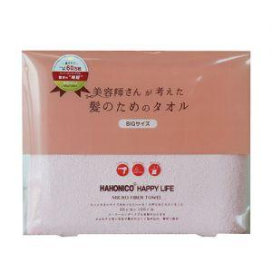 HAHONICO MICROFIBER TOWEL PINK L