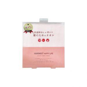 日本HAHONICO 超速吸水毛巾 粉色