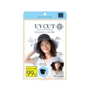 NEEDS UV CUT HAT REVERSIBLE BLACK STRIPE