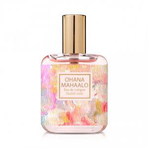 日本OHANA MAHAALO 森林萌系 女士轻香水 #多彩琥珀 30ml