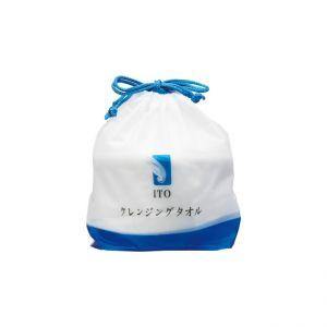 日本ITO 日本美容院专用柔肤洁面巾 珍珠纹耐用不掉屑
