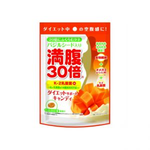 日本GRAPHICO 满腹30倍 瘦身纤体水果饱腹糖 芒果味 42g
