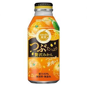 日本POKKA SAPPORO 橘子果汁 400ML