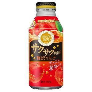 日本POKKA SAPPORO果肉苹果汁 400G
