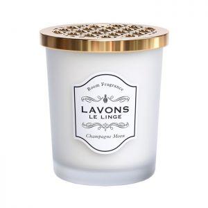 日本LAVONS LE LINGE 果冻精致室內用空气清新剂芳香剂 香槟月亮 150g