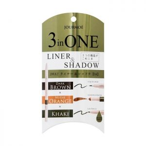 JOURMOE 3 in One Liner & Shadow #04 Casual 1pc