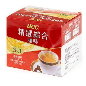 日本UCC 精选综合咖啡 17G*10份
