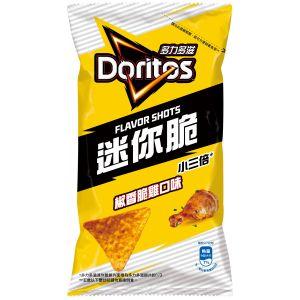 台湾DORITOS多力多滋 椒香脆鸡口味迷你脆 54G