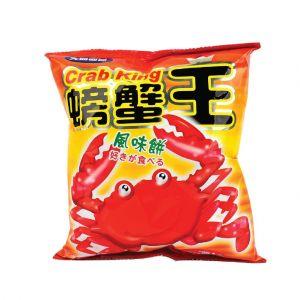 台湾大同国际 螃蟹王风味饼 60G