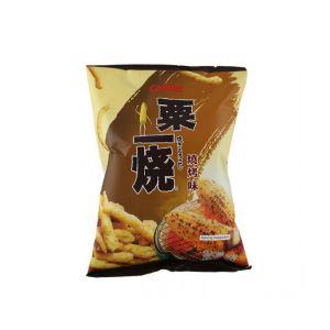 日本CALBEE 粟一烧粟米条烧烤玉米味 80G