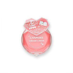CANMAKE Cream Cheek Blush 07 Coral Orange 2.3g